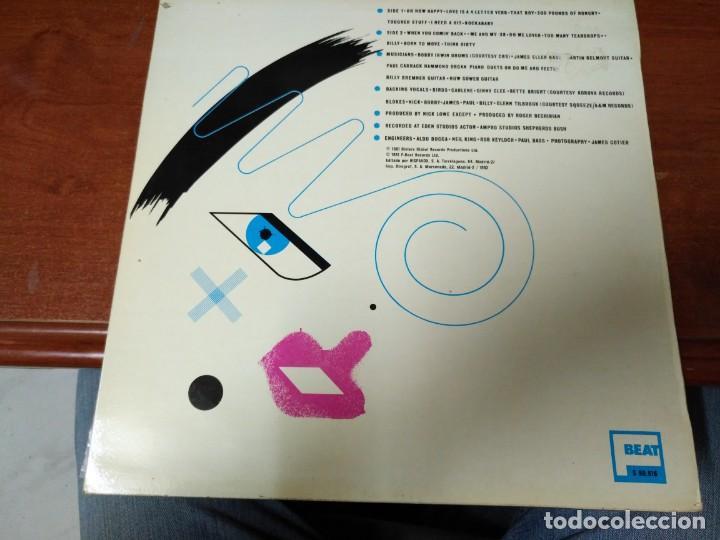 Discos de vinilo: CARLENE CARTER, BLUE NUN - Foto 2 - 138905194