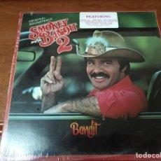 Discos de vinilo: VARIOS - SMOKEY AND THE BANDIT 2 - BSO - LP. Lote 138906218