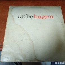 Discos de vinilo: NINA HAGEN BAND - UNBE HAGEN. Lote 138911102