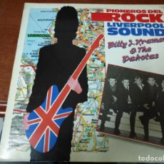 Discos de vinilo: BILLY J. KRAMER & THE DAKOTAS - PIONEROS DEL ROCK LIVERPOOL SOUND LP. Lote 138911790