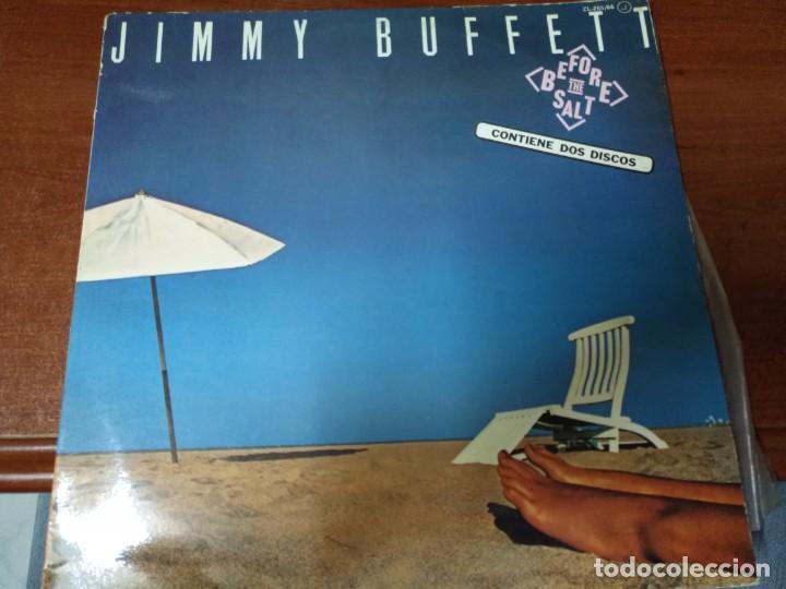 JIMMY BUFFETT - BEFORE THE SALT (Música - Discos - LP Vinilo - Rock & Roll)