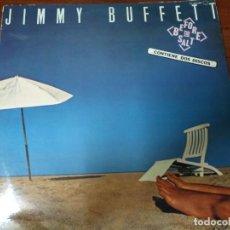 Discos de vinilo: JIMMY BUFFETT - BEFORE THE SALT. Lote 138912558