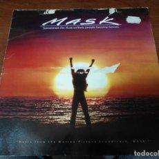 Discos de vinilo: MASK - BSO LP. Lote 138913238