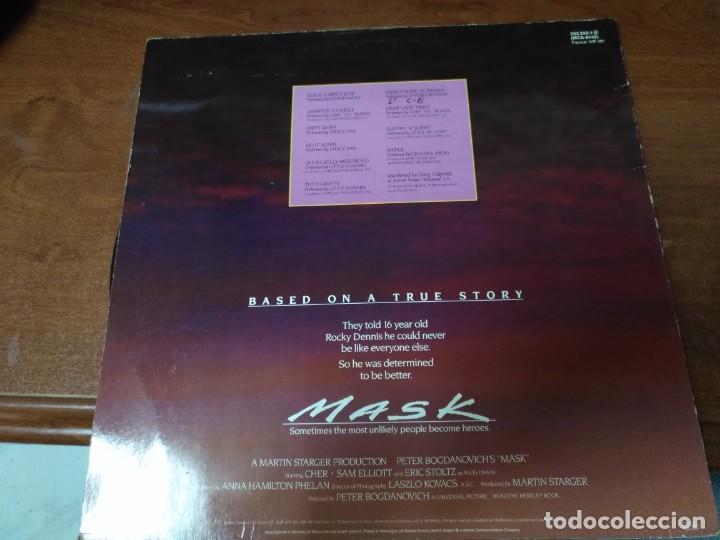 Discos de vinilo: MASK - BSO LP - Foto 2 - 138913238