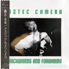 Discos de vinilo: EP JAPON AZTEC CAMERA – BACKWARDS AND FORWARDS. Lote 138928418