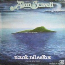 Discos de vinilo: ALAN STIVEL: RAOK DILESTRA (ANTES DE DESEMBARCAR). GENIO DEL FOLK CELTA. Lote 138931122