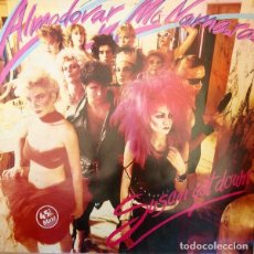 Discos de vinilo: ALMODOVAR Y MCNAMARA. SUSAN GET DOWN. VICTORIA B-20.124 VIC-87. 1983. Lote 138942638