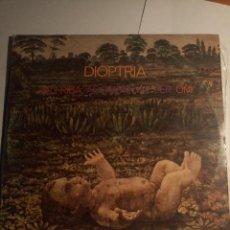 Discos de vinilo: PAU RIBA-DIOPTRIA-ACOMPAÑADO POR EL GRUPO OM-ORIGINAL ESPAÑOL 1978-DOBLE LP-DISCO EXCELENTE. Lote 138945746