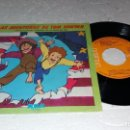 Discos de vinilo: DISCO DE VINILO SINGLE LAS AVENTURAS DE TOM SAYER. Lote 138946550