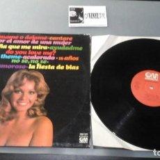 Discos de vinilo: DON JUAN DE ECHEVARRÍA. LP RARO ORGANO GROOVES. Lote 138965642
