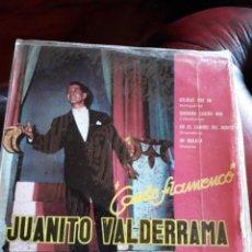 Discos de vinilo: JUANITO VALDERRAMA - DISCO VINILO - 1961. Lote 138965798