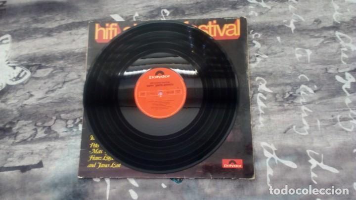 Discos de vinilo: Various – Hifi-Stereo-Festival - Happy South-America - Polydor – 2418 008 - 1970 - Foto 3 - 138966162