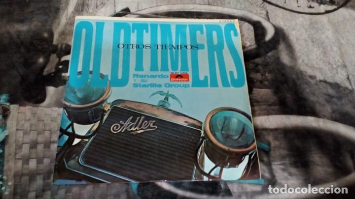 OLDTIMERS - RENARDO Y SU STARLITE GROUP - POLYDOR 184 057 SLPHM - 1967 (Música - Discos - LP Vinilo - Pop - Rock Extranjero de los 50 y 60)