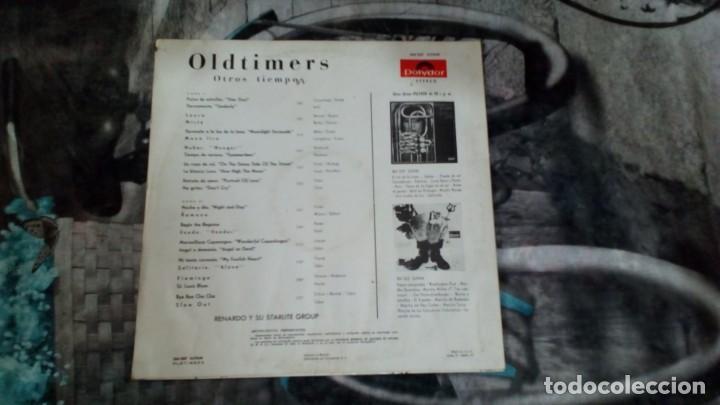 Discos de vinilo: OLDTIMERS - RENARDO Y SU STARLITE GROUP - POLYDOR 184 057 SLPHM - 1967 - Foto 2 - 138967038