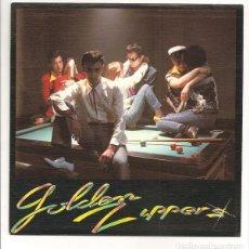 Discos de vinilo: GOLDEN ZIPPERS - QUEMANDO GASOLINA +2 (CARA 2, C-2-003 7'', SINGLE, 1983). Lote 138979958