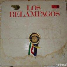 Discos de vinilo: LOS RELAMPAGOS, 6 PISTAS. Lote 138991134