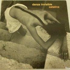 Discos de vinilo: DISCO VINILO DANZA INVISIBLE 1990. Lote 139000909