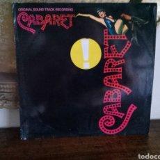 Discos de vinilo: DISCO VINILO CABARET, 1972. Lote 139006801
