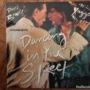 Discos de vinilo: DAVID BOWIE AND MICK JAGGER ?– DANCING IN THE STREET SELLO: EMI AMERICA ?– 052-2007886, EMI AMERICA . Lote 139044374