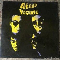 Discos de vinilo: ATAUD VACANTE - CHIQUITA UNA MOSCA . LP . 1987 DISCOS MEDICINALES. Lote 139048486