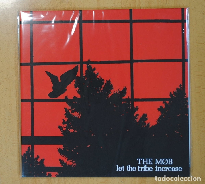 THE MOB - LET THE TRIBE INCREASE - LP (Música - Discos - LP Vinilo - Punk - Hard Core)
