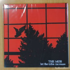 Discos de vinilo: THE MOB - LET THE TRIBE INCREASE - LP. Lote 139054362