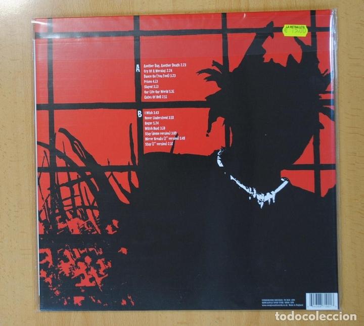 Discos de vinilo: THE MOB - LET THE TRIBE INCREASE - LP - Foto 2 - 139054362