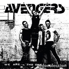 Discos de vinilo: THE AVENGERS - WE ARE THE ONE - 2012 MUNSTER RECORDS REISSUE. Lote 149455704