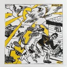 Discos de vinilo: RHINO 39 - XEROX/NO COMPROMISE - 2016 DANGERHOUSE / MUNSTER RECORDS REISSUE. Lote 139073086