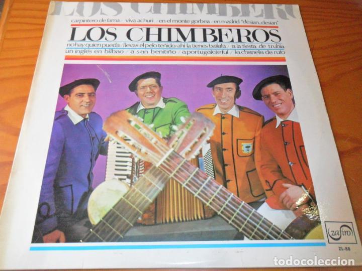 LOS CHIMBEROS - LP 1967 (Música - Discos - LP Vinilo - Grupos Españoles 50 y 60)