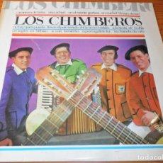 Discos de vinilo: LOS CHIMBEROS - LP 1967. Lote 139074746