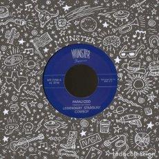 Discos de vinilo: THE LEGENDARY STARDUST COWBOY - PARALYZED. Lote 139077062