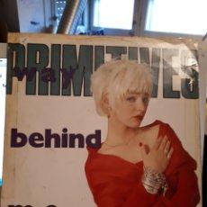 Discos de vinilo: THE PRIMITIVES-WAY BEHIND EM. Lote 139077773