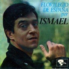 Discos de vinil: ISMAEL / LA TARARA / ROSALINDA / TRULLADA DE VENDIMIA / ISABEL (EP 1966). Lote 139078086