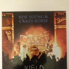 Discos de vinilo: NEIL YOUNG & CRAZY HORSE : WELD. Lote 139088284