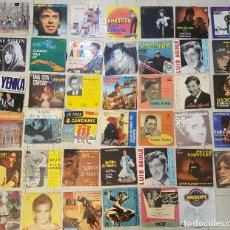 Discos de vinilo: LOTE 42 ANTIGUO DISCO DE VINILO SINGLE MUSICA AÑOS 60 70 POP ROCK CLASICO ESPAÑOL SOLISTA GRUPO. Lote 139094274