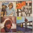 Discos de vinilo: SINGLE / DAVE / LOTE DE 4 SINGLES. Lote 139100170
