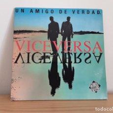 Discos de vinilo: DISCO VINILO VICEVERSA, MAX MUSIC. Lote 139105082