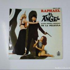 Discos de vinilo: RAPHAEL. - EL ANGEL - BANDA SONORA DE LA PELICULA. TDKDS11. Lote 139106614