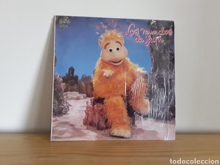 DISCO VINILO LOS MUNDOS DE YUPI (Música - Discos - LPs Vinilo - Música Infantil)