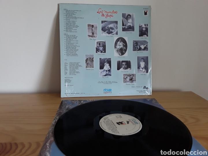 Discos de vinilo: Disco vinilo Los Mundos de Yupi - Foto 2 - 139111126