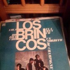 Discos de vinilo: VINILO DE LOS BRINCOS. Lote 139124682