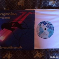 Discos de vinilo: TANGERINE DREAM.SINGLE.MUY RARO.. Lote 139128054