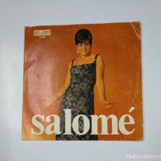 Discos de vinilo: SALOME. AMIGOS AMIGOS. VIVO CANTANDO. ESPERARE. ADORO. TDKDS11. Lote 139128666