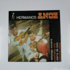 Discos de vinilo: HERMANOS ANOZ. - ESTAMPA NAVARRA / MAITECHU MIA / SIERRA DE LUNA / NAVARRA CANTA. TDKDS11. Lote 139129494