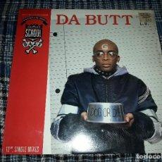 Discos de vinilo: E. U. DA BUTT. EDICION EMI DE 1988 USA. HD.. Lote 139135142