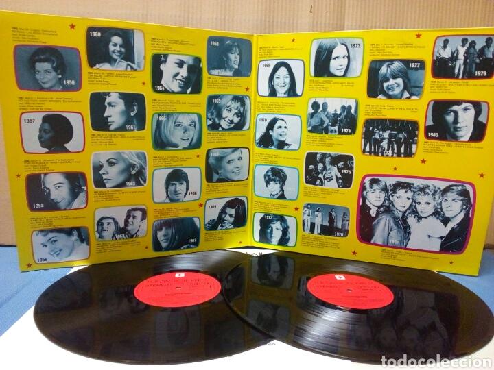 Discos de vinilo: Eurovision Gala - 1956 - 1981 Winners 2xLP GER Gatefold - Foto 3 - 139144204