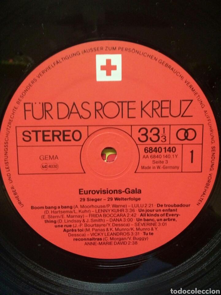 Discos de vinilo: Eurovision Gala - 1956 - 1981 Winners 2xLP GER Gatefold - Foto 8 - 139144204