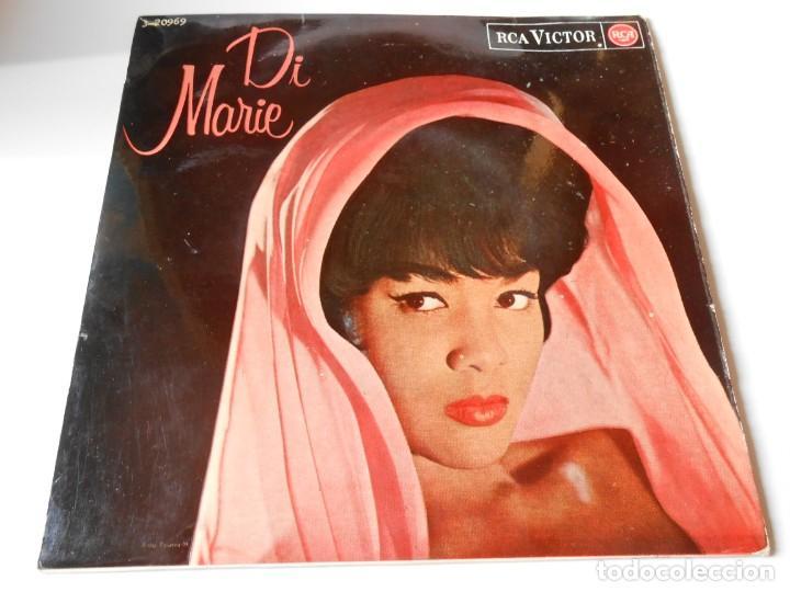DI MARIE, EP, IL MOMENTO GIUSTO (EL MOMENTO JUSTO) + 3, AÑO 1966 (Música - Discos de Vinilo - EPs - Canción Francesa e Italiana)