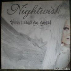 Discos de vinilo: NIGHTWISH - WISH I HAD AN ANGEL SÓLO PORTADA SIN VINILO. Lote 139150706